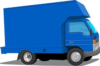 mudanzas baratas en fuenlabrada camion